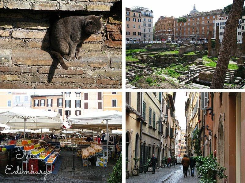 Guia de Roma en un fin de semana Mas Edimburgo9