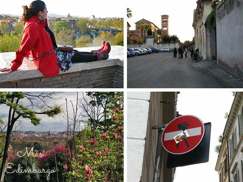 Guia de Roma en un fin de semana Mas Edimburgo10