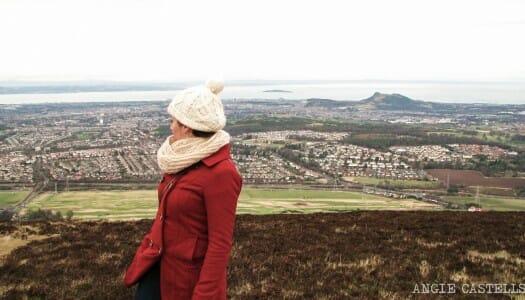 Una excursión por los Pentlands con vistas a Edimburgo