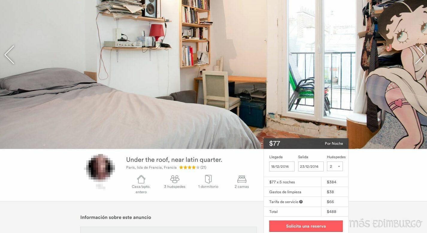 Alquilar un piso en Airbnb
