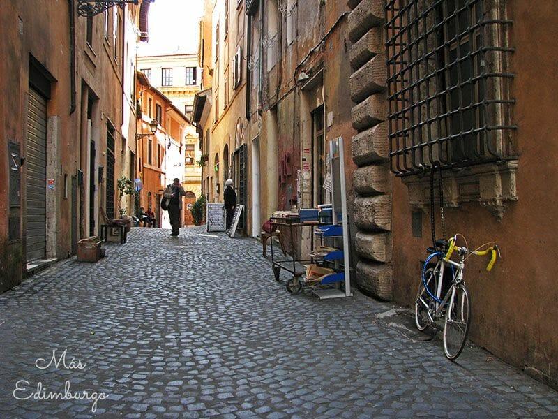Callejeando por el Ghetto, el barrio judío de Roma