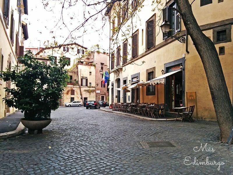 Ghetto de Roma - Mas Edimburgo (10)