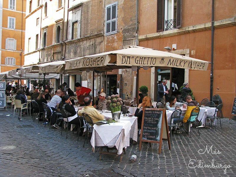 Ghetto de Roma - Mas Edimburgo (12)