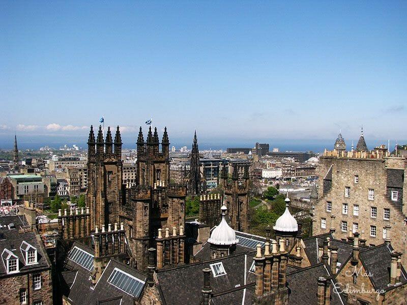 Los mejores miradores de Edimburgo: la Camera Obscura