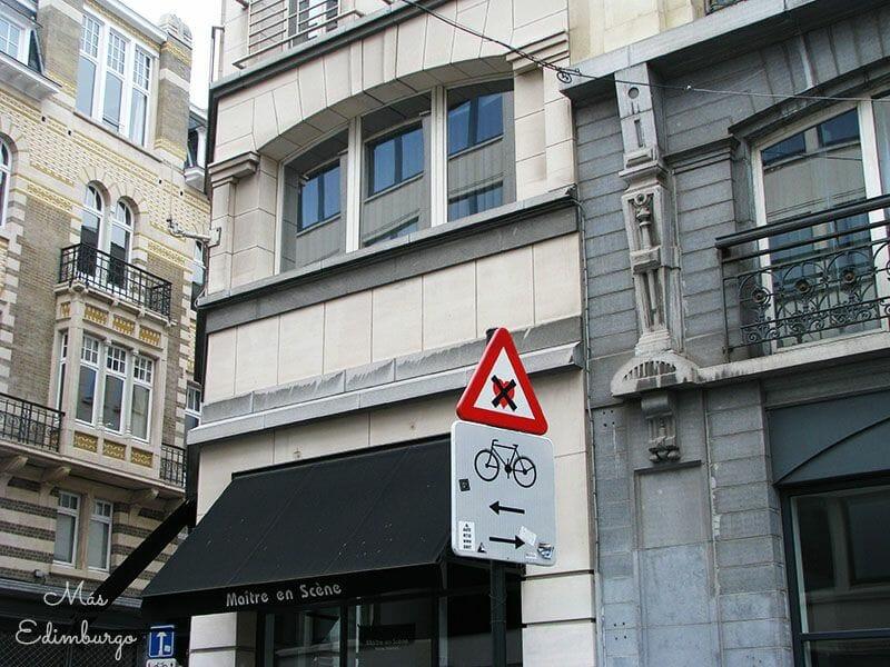 Ruta del comic y graffitis en Bruselas Mas Edimburgo 6