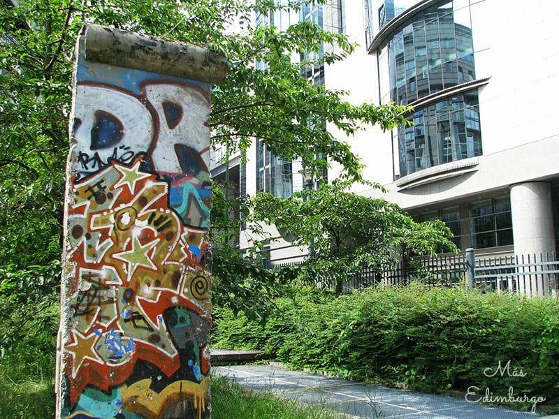 Ruta del comic y graffitis en Bruselas Mas Edimburgo 10