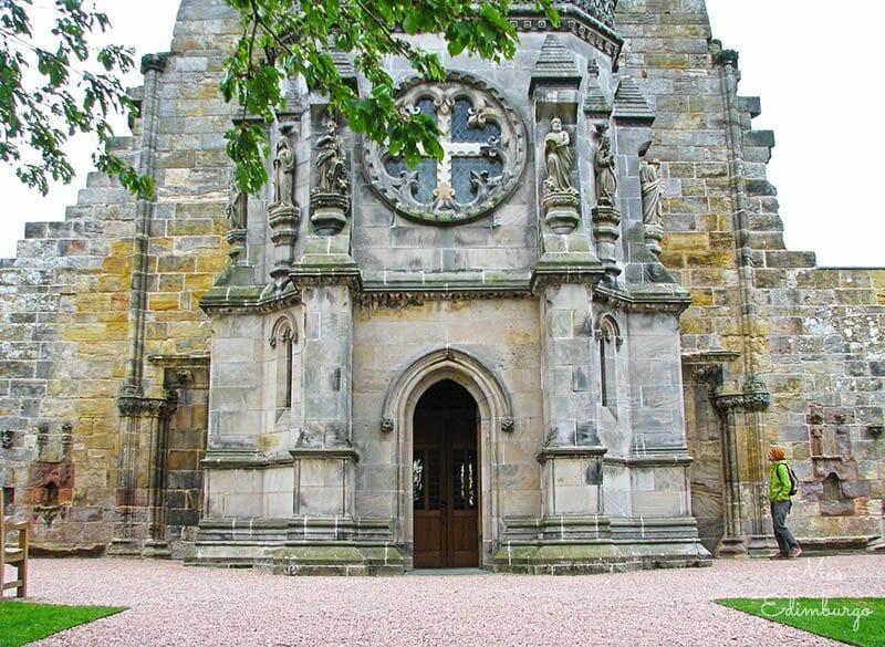 Visitar Rosslyn Chapel Mas Edimburgo 4