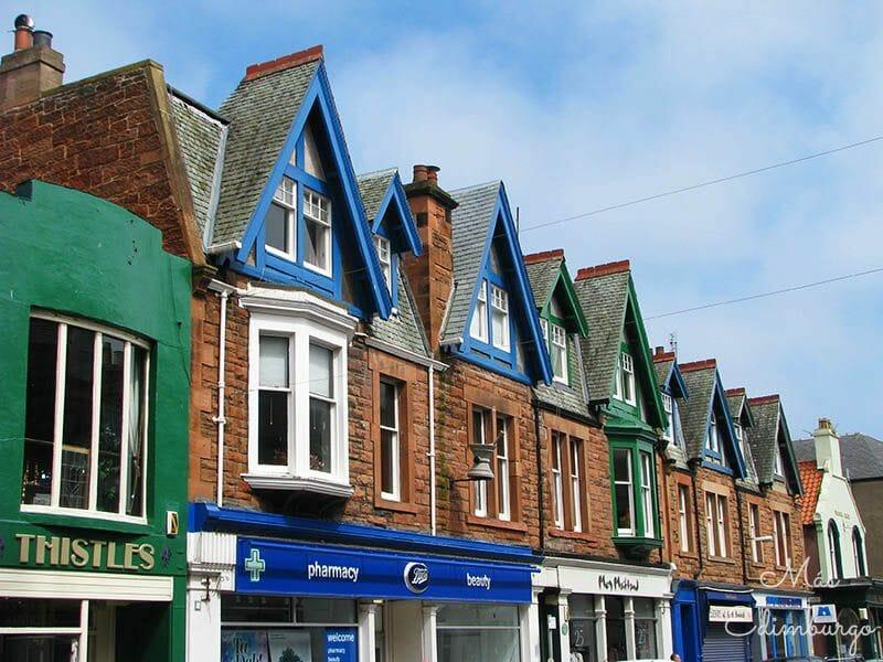 Visitar North Berwick en una excursión desde Edimburgo - High Street