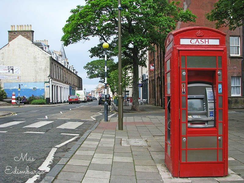 Que hacer en North Berwick Escocia High Street3