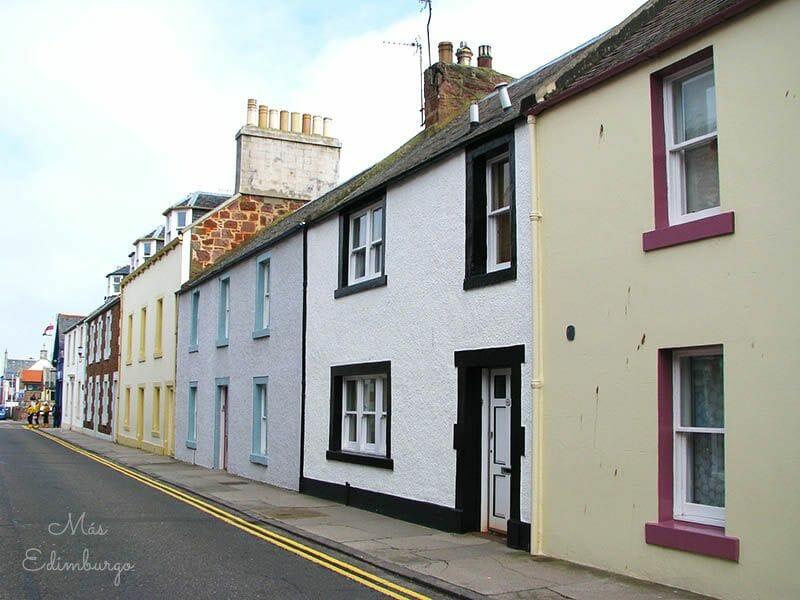 Visitar North Berwick en una excursión desde Edimburgo - Calles