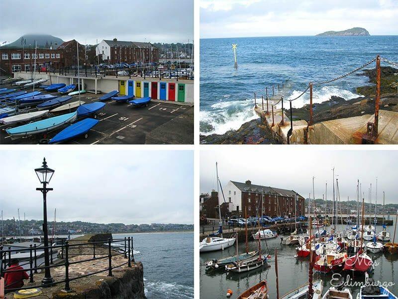 Visitar North Berwick en una excursión desde Edimburgo - Puerto e islas
