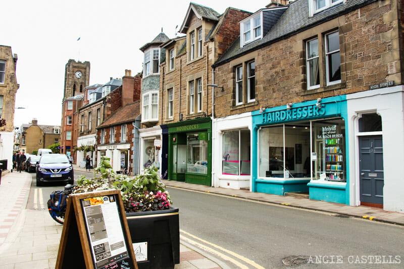 Qué ver en North Berwick en una excursión desde Edimburgo
