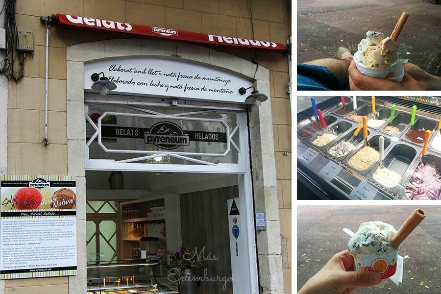 Heladerías artesanas para saborear Barcelona
