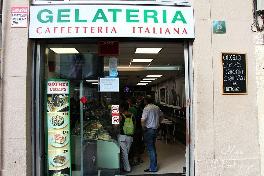 Las mejores heladerías de Barcelona (3)