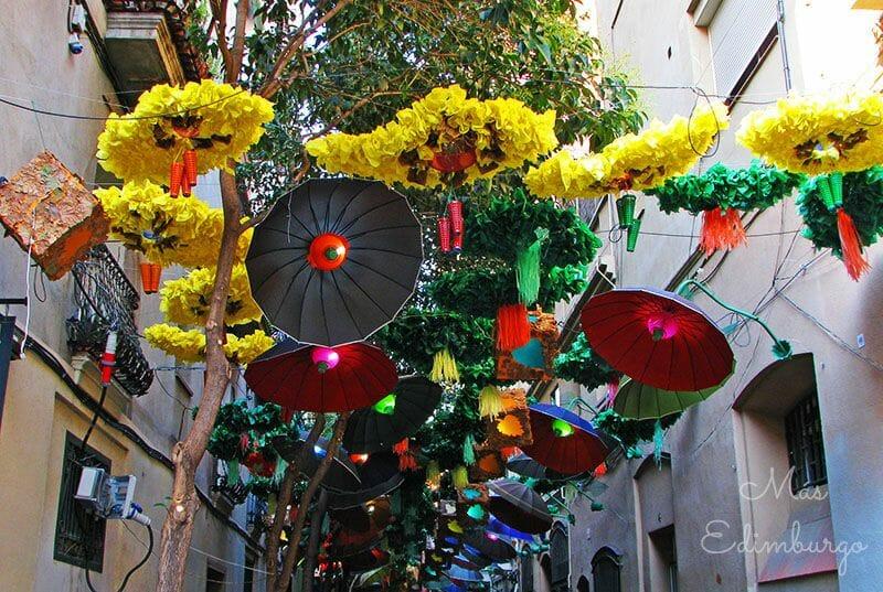 Festes de Gràcia, la fiesta más bonita del verano en Barcelona