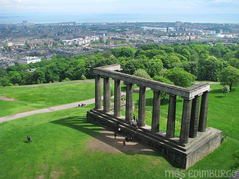 Monumento a Nelson Edimburgo2