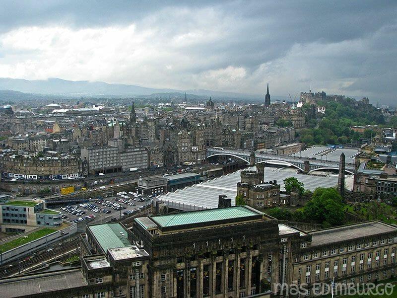 Monumento a Nelson Edimburgo 8
