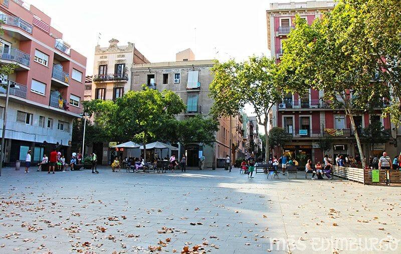 Refugi Plaça del Diamant Gracia Barcelona
