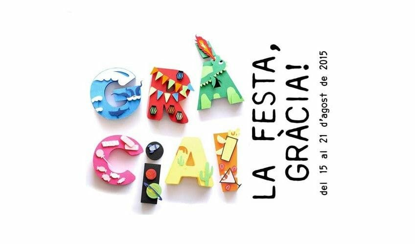 La Festa Major de Gracia Barcelona 2015