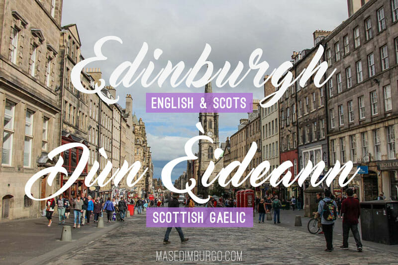 Diccionario-escoces-Edimburgo-Edinburgh