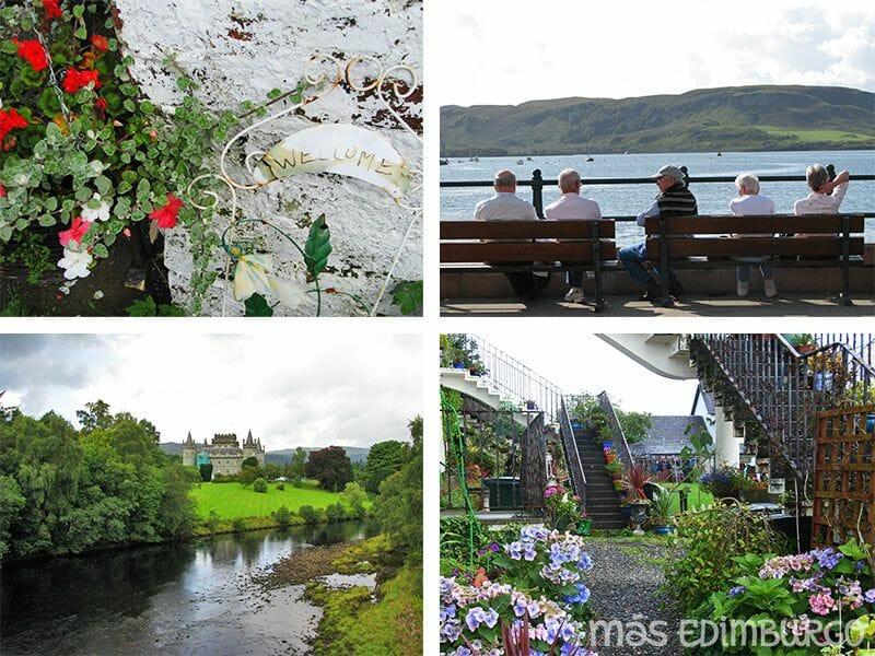 Ruta de 10 dias por Escocia Visitar Inveraray 3