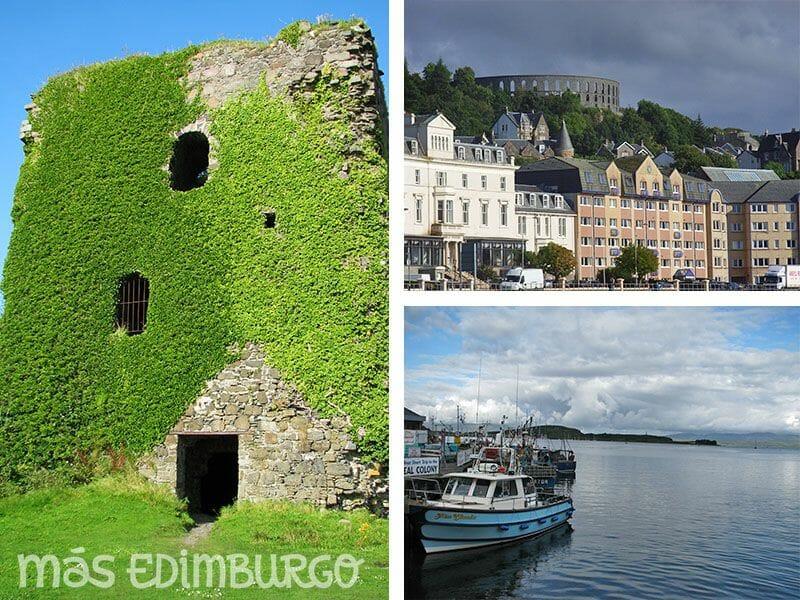 Ruta de 10 dias por Escocia Visitar Oban 3