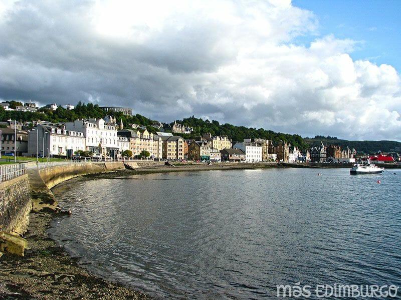 Ruta de 10 dias por Escocia Visitar Oban