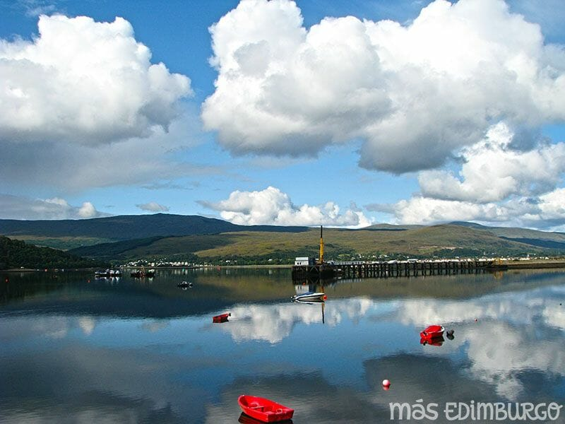Ruta de 10 dias por Escocia Visitar Fort William 2