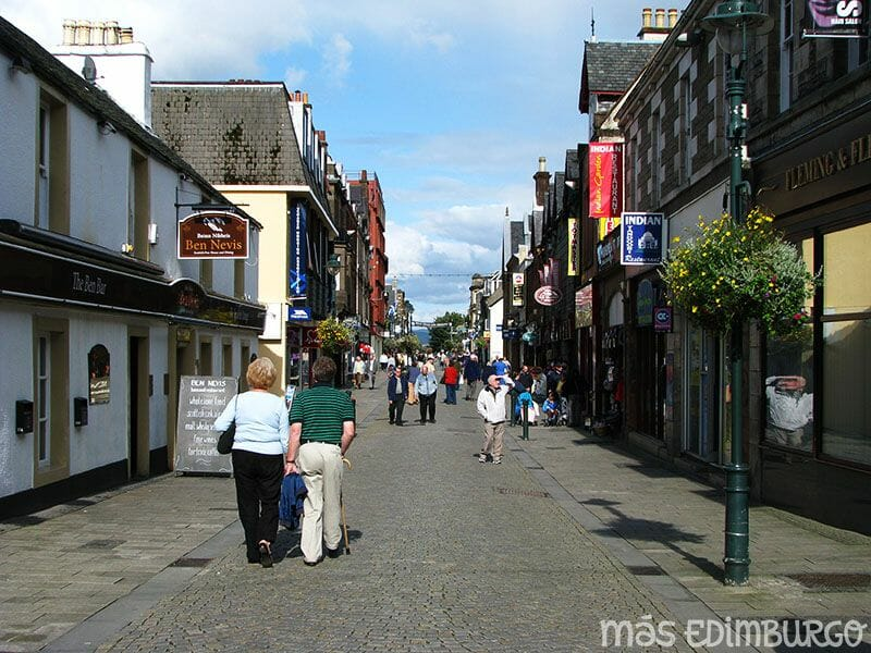 Ruta de 10 dias por Escocia Visitar Fort William 4