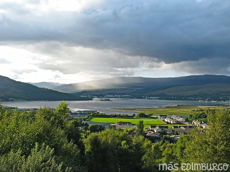 Ruta de 10 dias por Escocia Visitar Fort William