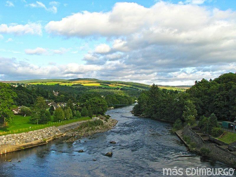 Ruta de 10 dias por Escocia Visitar Pitlochry
