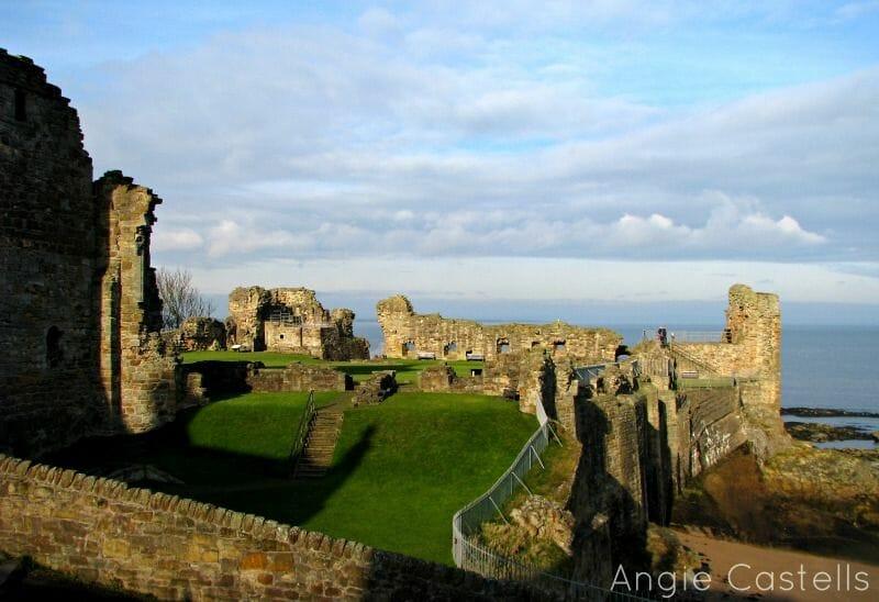 Visitar St Andrews Escocia Mas Edimburgo