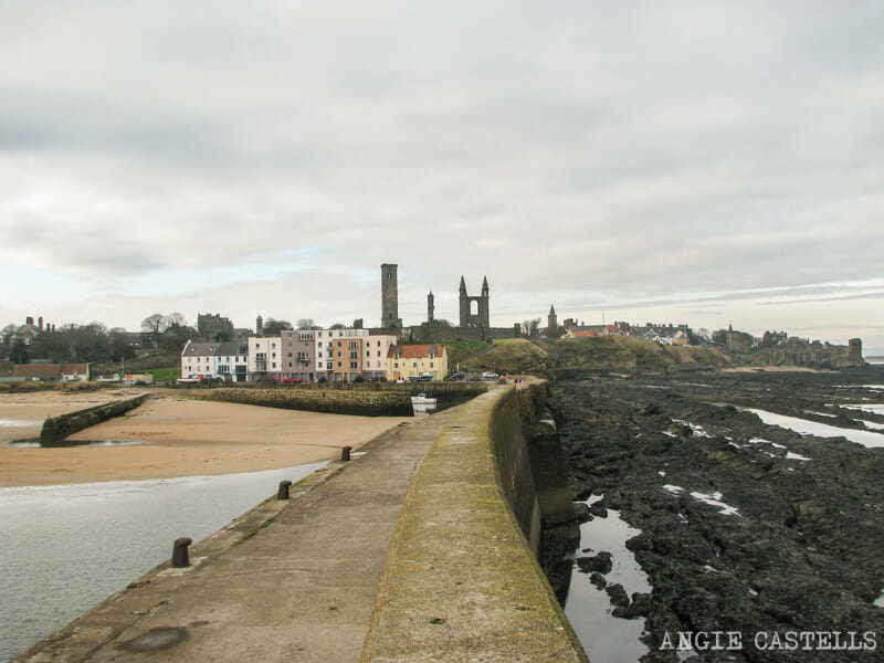 Que-ver-St-Andrews-Muelle-Excursion-desde-Edimburgo