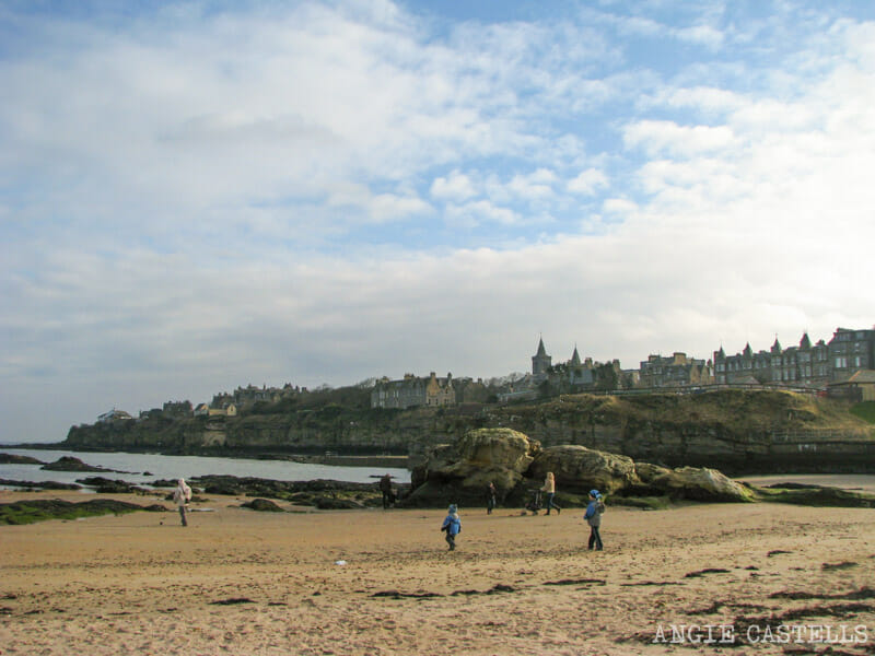 Que-ver-St-Andrews-Playa-Excursion-desde-Edimburgo