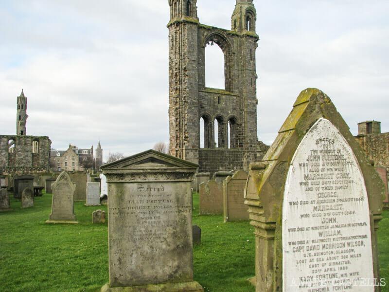 Que-ver-St-Andrews-Catedral-Excursion-desde-Edimburgo