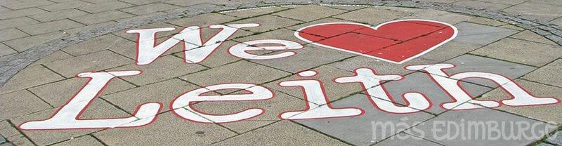 Guia de Leith Edimburgo