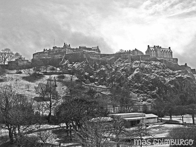 Edimburgo en invierno