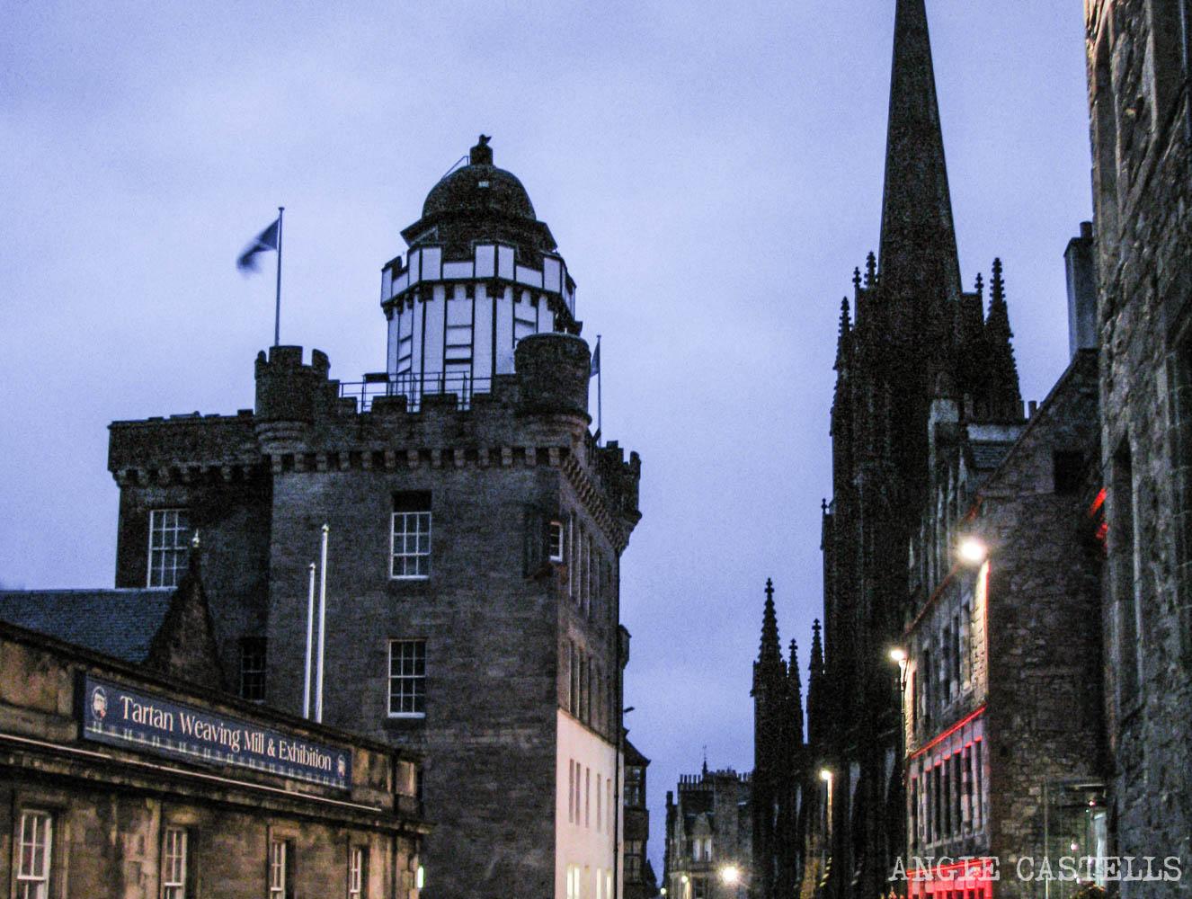 Consejos para visitar Edimburgo en invierno