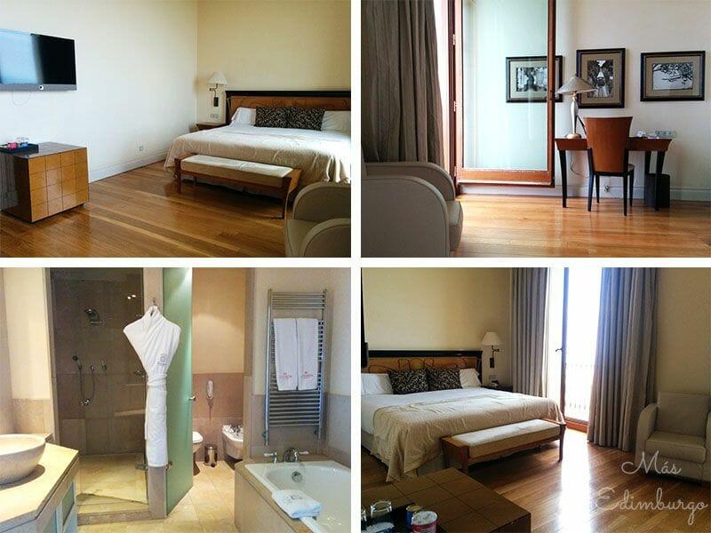 Hotel la Florida Barcelona habitaciones