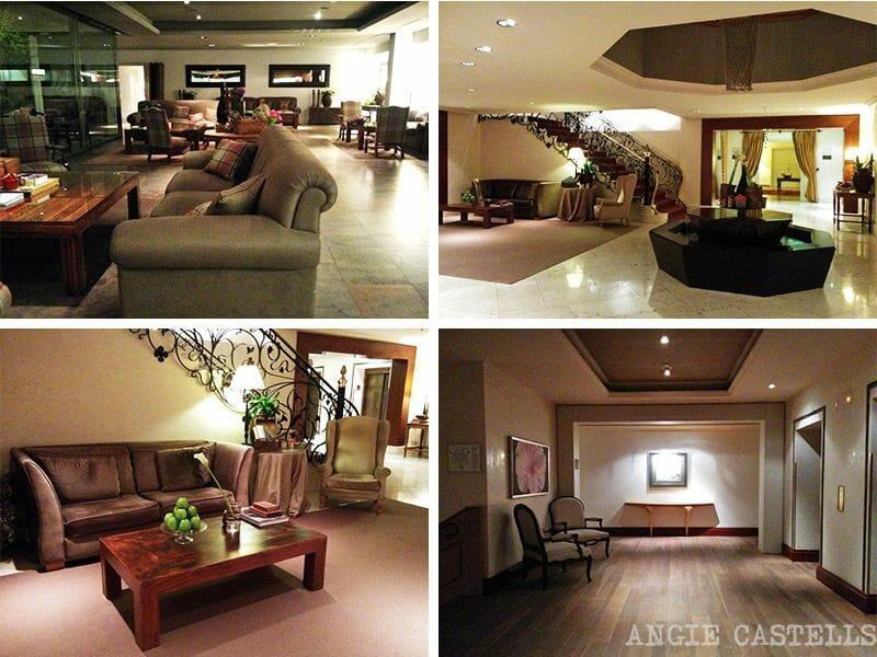 Hotel La Florida Barcelona instalaciones