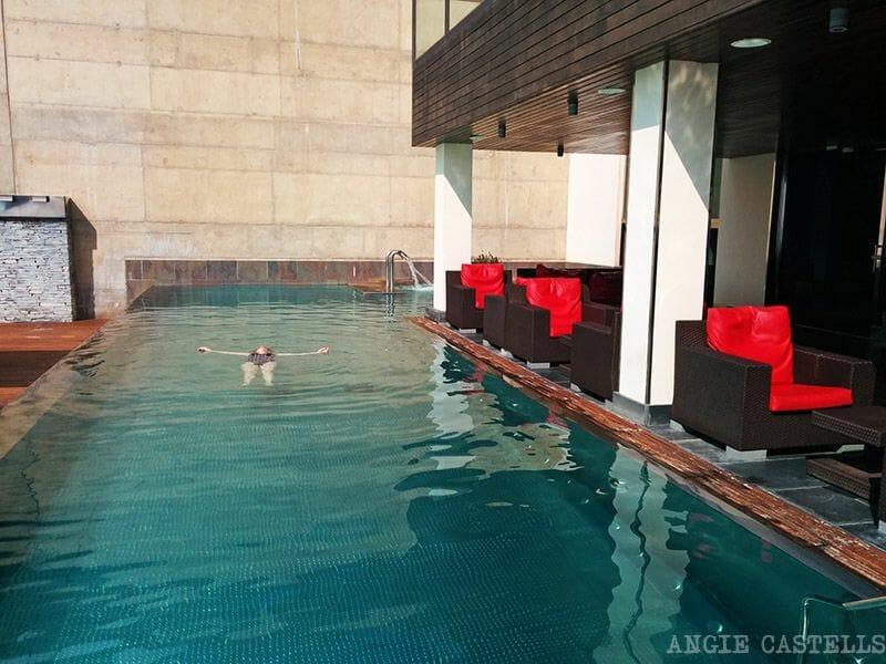 Hotel La Florida Barcelona piscina