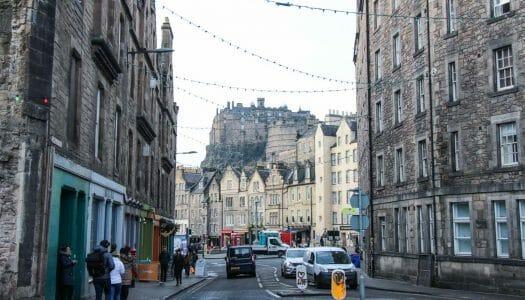 Los mejores tours en español por Edimburgo y Escocia