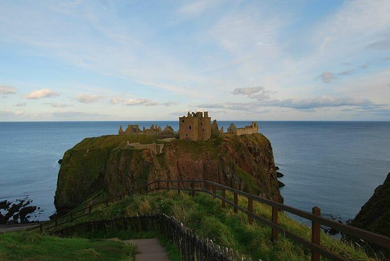 La guía de Escocia de… The Wandering S