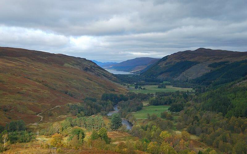 Guía de Escocia The Wandering S