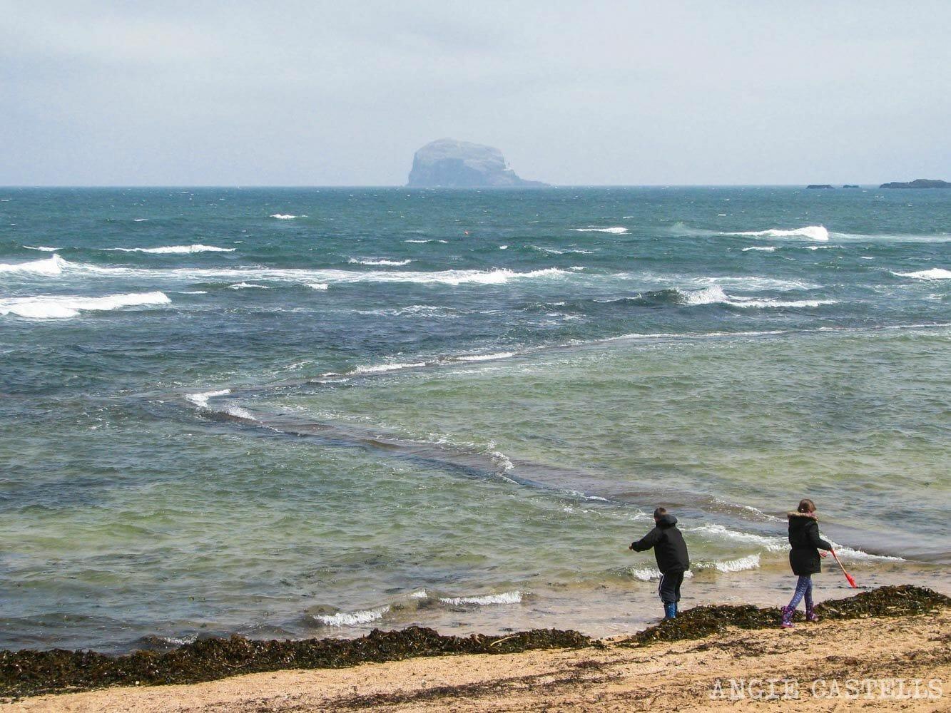 Excursiones desde Edimburgo: North Berwick y la Bass Rock