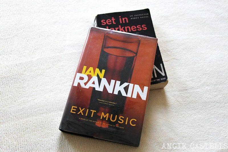 Libros de Edimburgo Ian Rankin Rebus