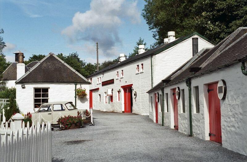 Destilería de Edradour, Pitlochry