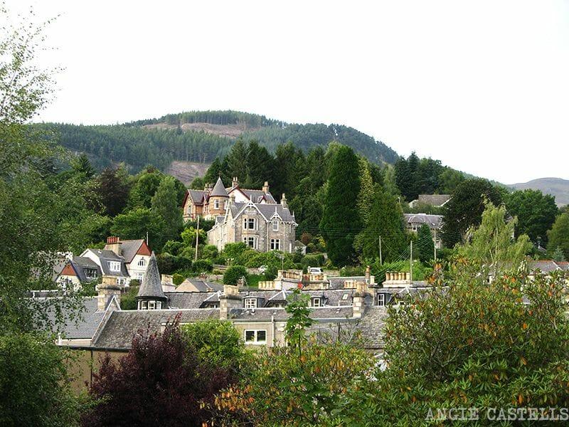 Pitlochry Escocia