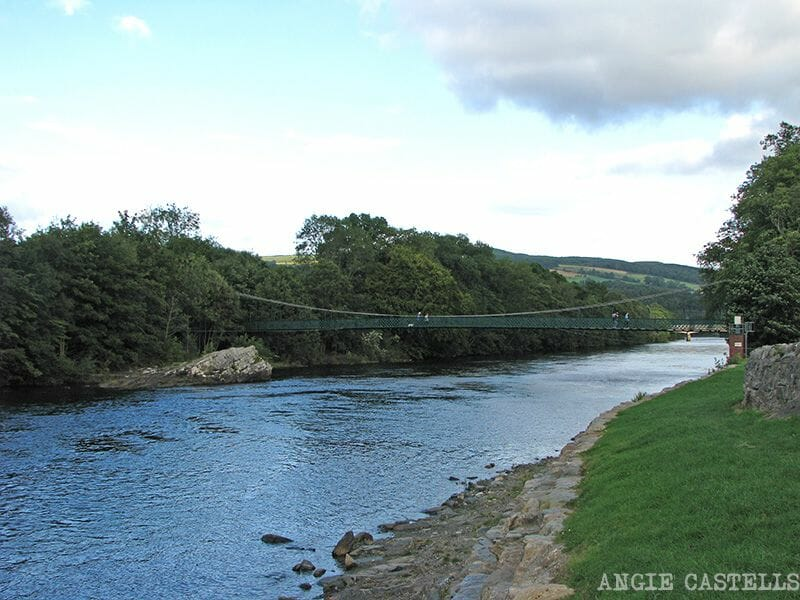 Que ver en Pitlochry Escocia