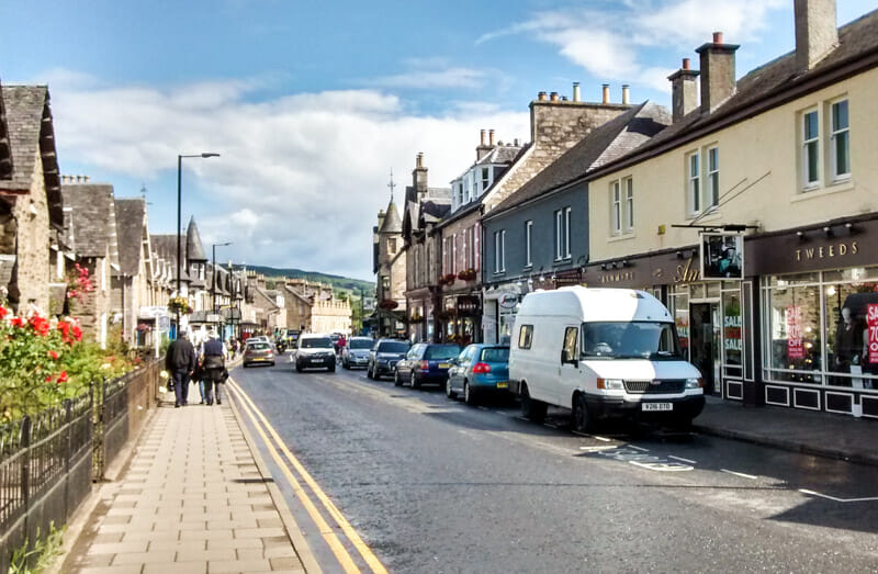 Qué hacer en Pitlochry, un pueblo con encanto en Escocia